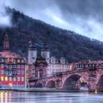 A cloudy day - Heidelberg, Germany