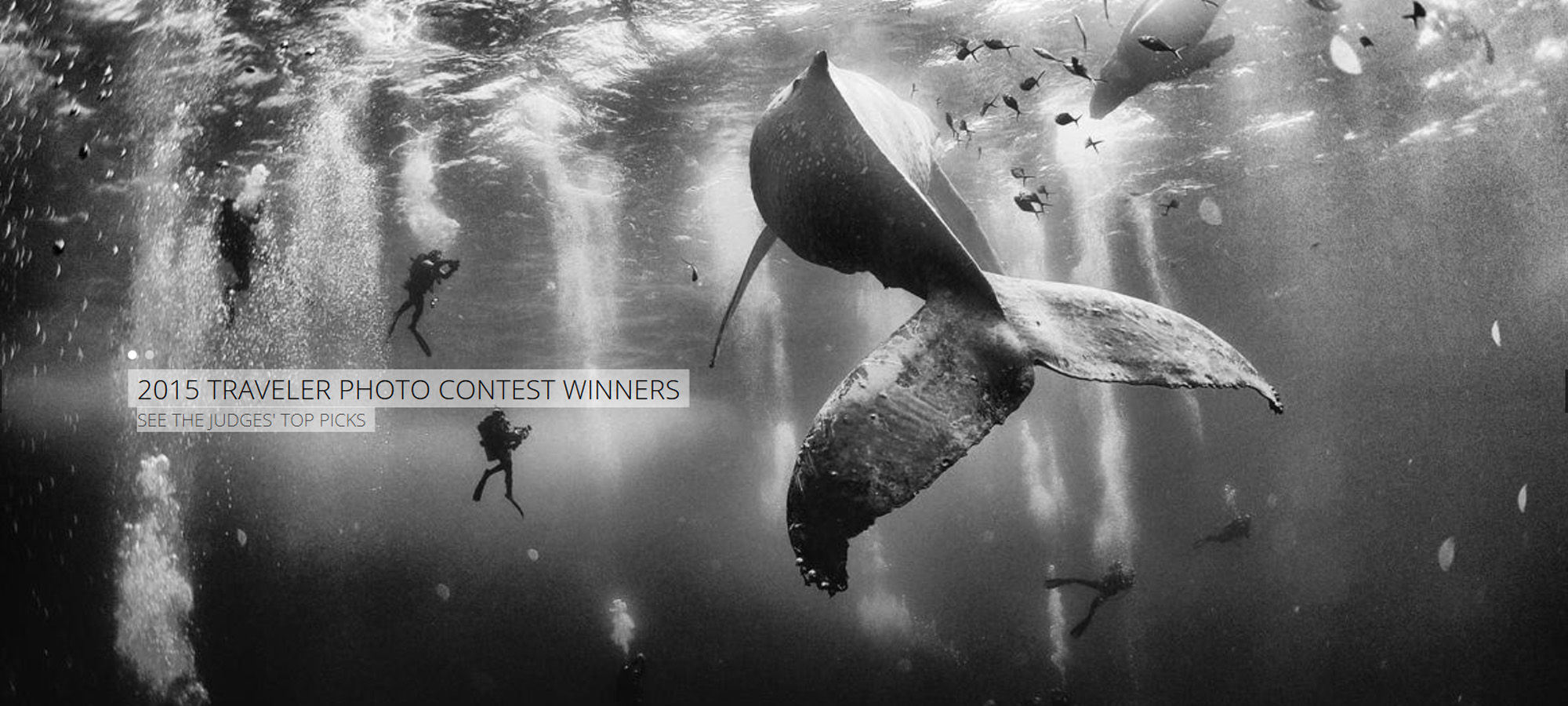 2015 Traveler Photo Contest