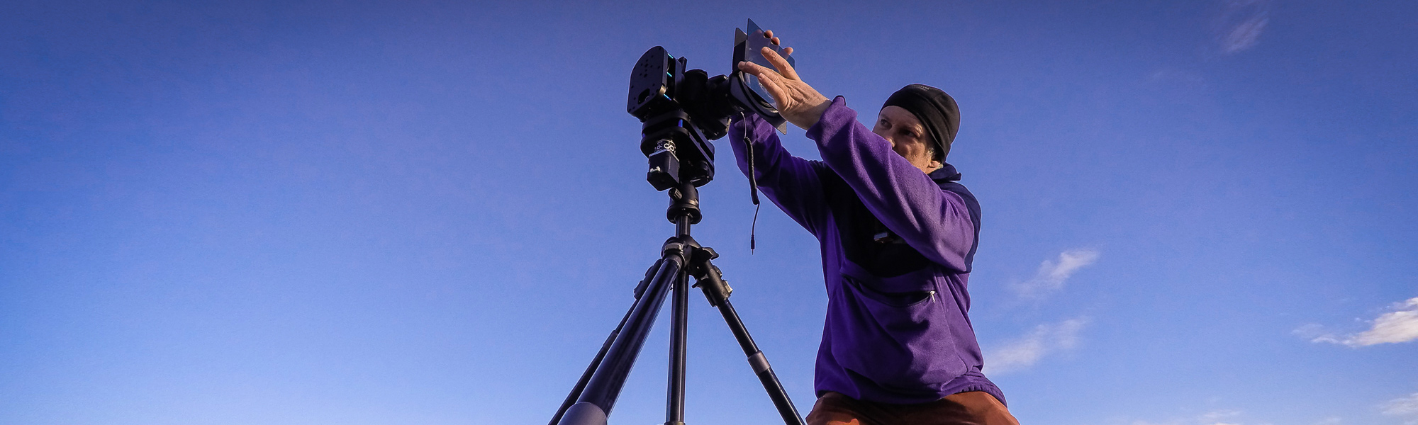 Featured Creative: Time Lapse Photographer Stephen Patience